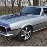 Restored 1967 Pro-Cruiser Chevrolet Camaro