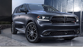 2015 Dodge Durango R-T Front Angle