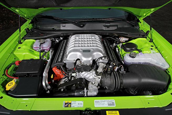 2015 GeigerCars Dodge Challenger SRT Hellcat Engine