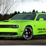 Challenger SRT Hellcat Coming in Europe