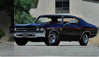 1969 Chevrolet Chevelle L89