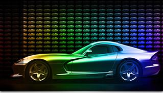 Dodge Viper GTC customizer Side