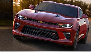2016 Chevrolet Camaro Front Angle