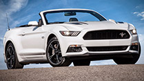 2016 Mustang GT Convertible Will be Available With the Performance Package