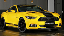Ford Mustang Fastback GT Premium 5.0L V8 by GeigerCars