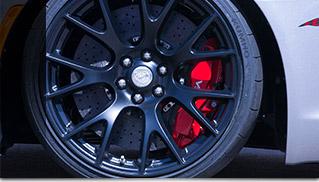 2016 Kumho Dodge Viper ACR Wheels