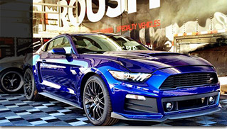 ROUSH Performance June Schedule