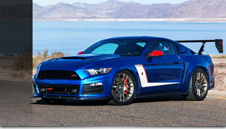 2015 ROUSH Stage 3 Mustang 670HP