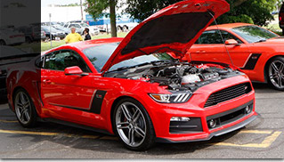 Roush Automotive Collection Open House 2
