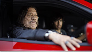 Would you buy a Dodge from Machete