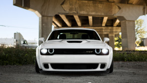 2015 Liberty Walk Dodge Challenger Hellcat
