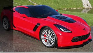 2015 Callaway Chevrolet Corvette Front Angle