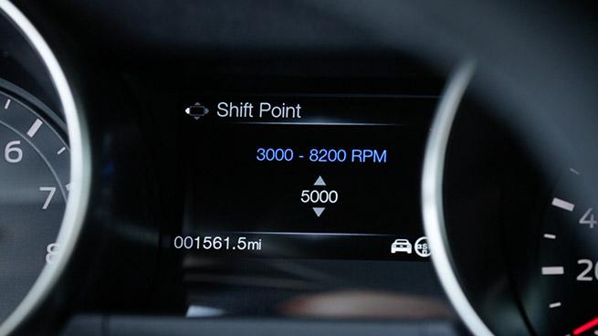 Ford GT350 Performance Shift Light Indicator Shift Pilot