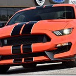 All-New Ford Shelby GT350R Mustang Roars Off the Line at Flat Rock Assembly Plant