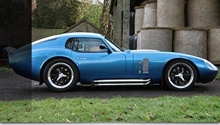 Shelby Cobra Daytona Coupe CSX900 Series Side