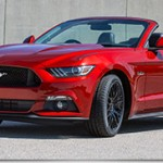 Ford Mustang – World's Best-Selling Sports Car in Early 2015