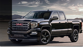 2016 GMC Sierra Elevation Edition Front Angle