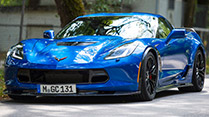 The Most Powerful Corvette ever