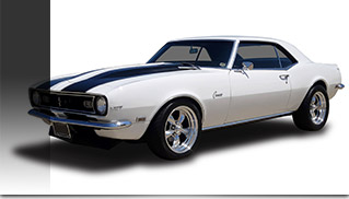 top-rated retailer offers classic camaro parts