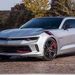 Chevrolet Camaro Red Line Series Concept 2016