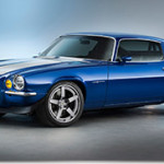 Classic 1970 Camaro Shows Supercharged LT4 Heart