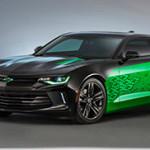 Chevrolet Camaro Krypton concept