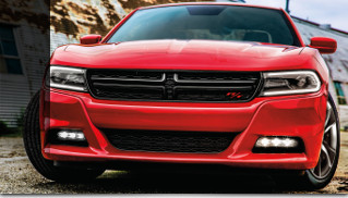 2015 Dodge Charger Front Angle