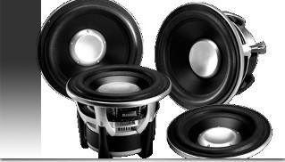High Performance Car Speakers