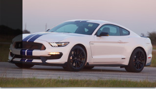 Now Available for the 2016 Ford Performance Shelby GT350 Mustang Equipped with the Voodoo 5.2L V8 Engine