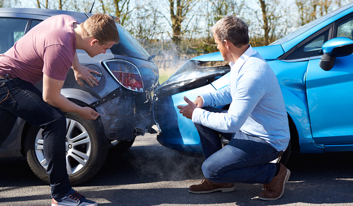 Things you should not do after a car accident muscle for There are usually collisions in a motor vehicle crash