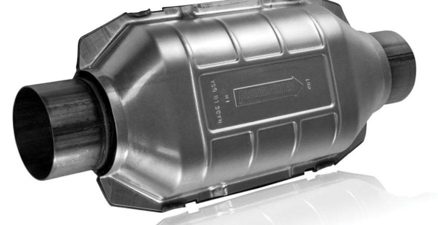 prototype nickel tin catalytic converter