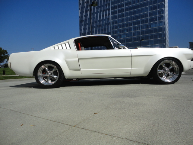 1965 Ford Mustang Fastback Gt Custom Muscle Cars News