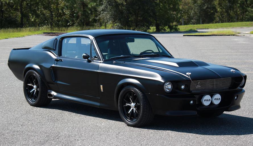 1967 Ford Mustang Shel...