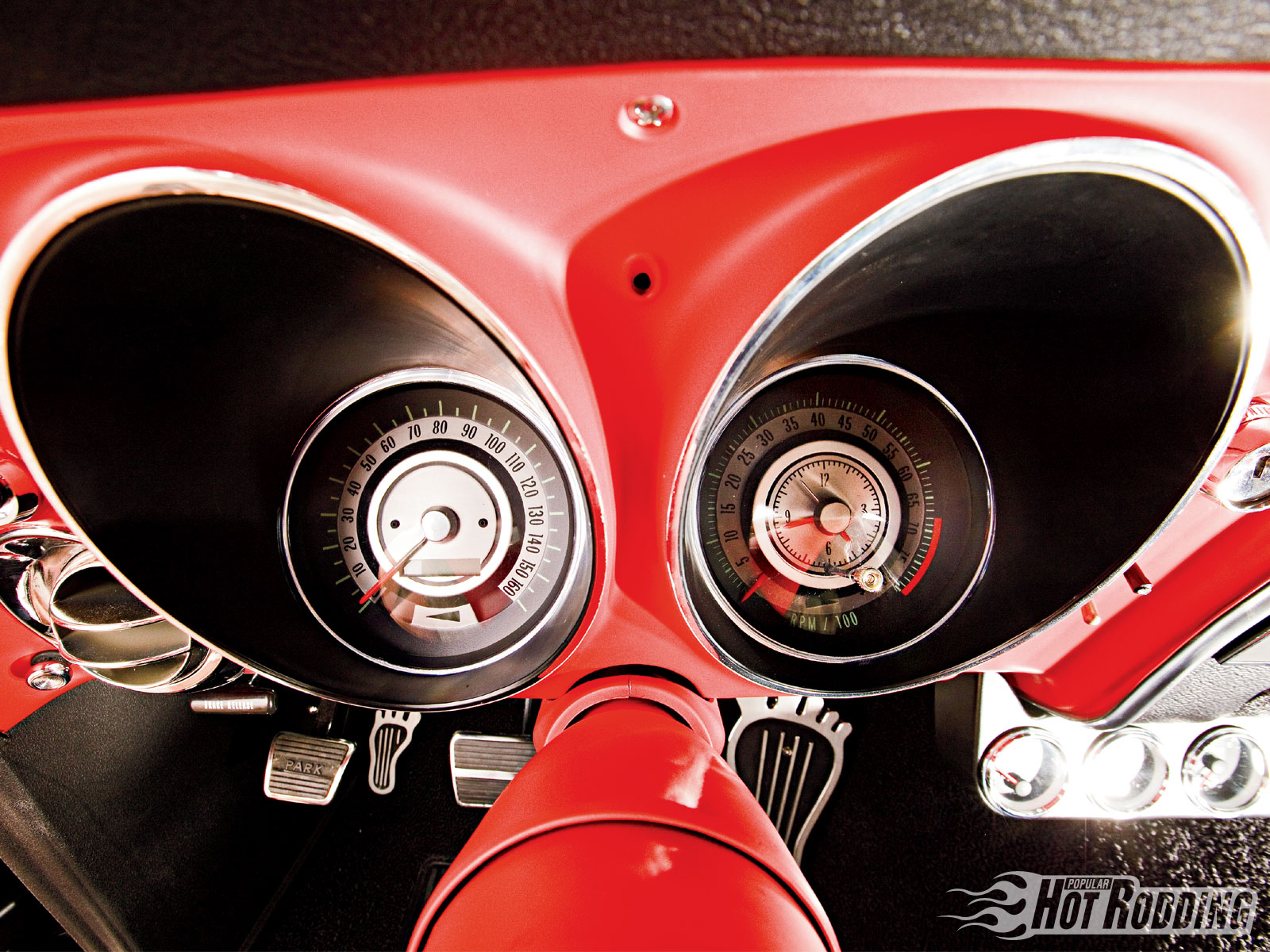 1968 Chevrolet Camaro Cherry Bomb Muscle Cars News And