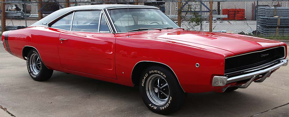 1968 Dodge Charger 440 Muscle Cars News And Pictures
