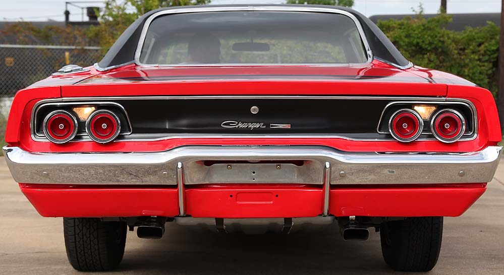 1968 Dodge Charger 440 - Muscle Cars News and Pictures