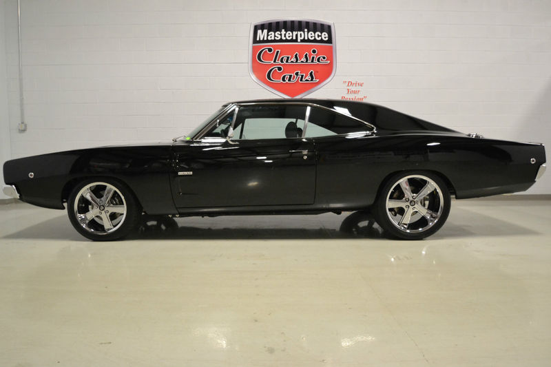 1968 Dodge Charger R T Hemi By Masterpiece Classic Cars