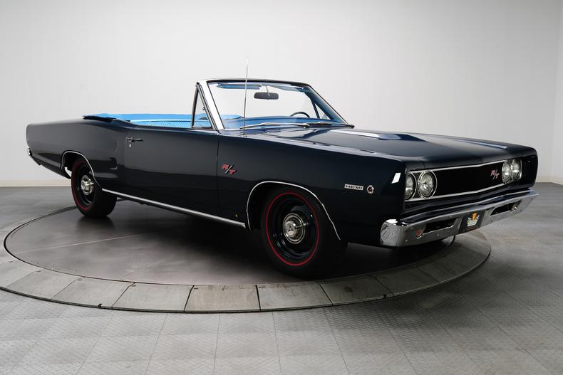 1968 Dodge Coronet R T Convertible 426 Hemi V8 Muscle
