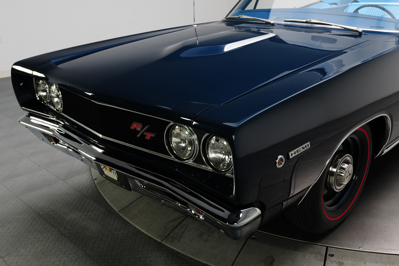 1968 Dodge Coronet RT Convertible 426 HEMI V8 Muscle