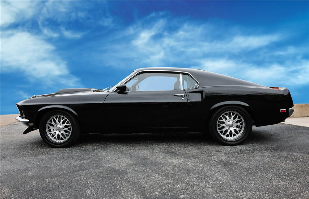 1969 Ford Mustang Custom Fastback - Muscle Cars News and Pictures