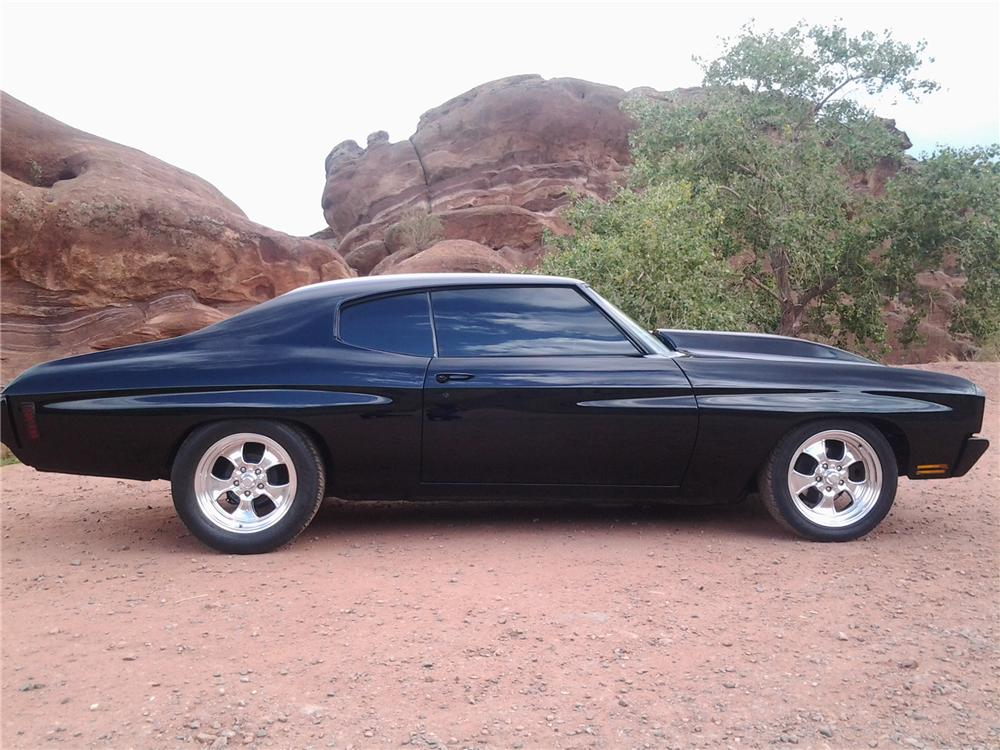 1970 Chevrolet Chevelle Custom 2 Door Coupe Muscle Cars News And Pictures