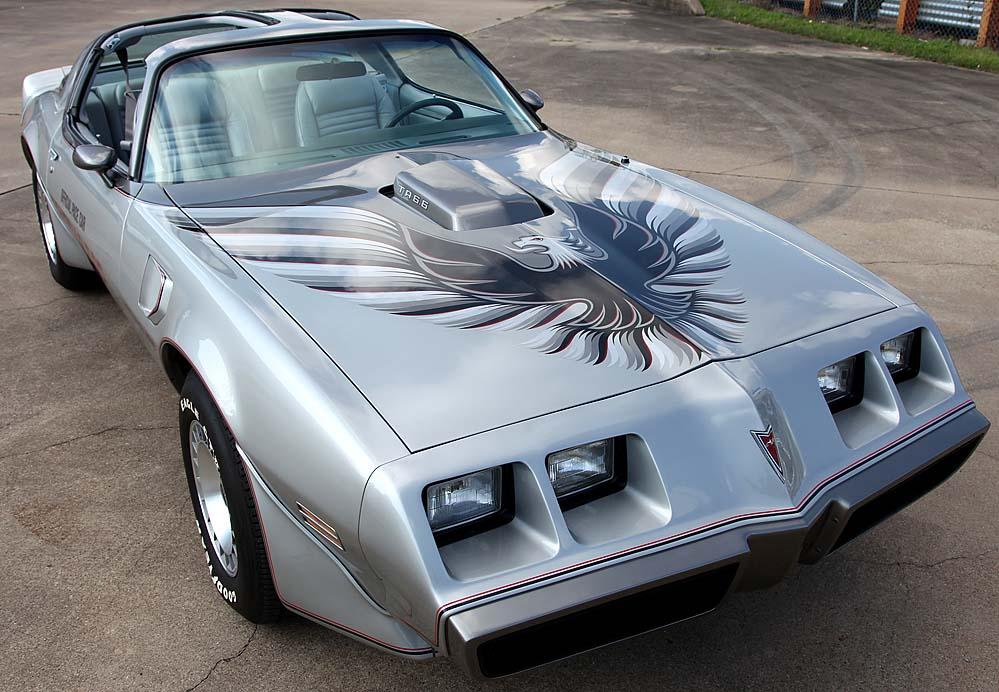 1979 Pontiac Trans Am 10th Anniversary Daytona Pace