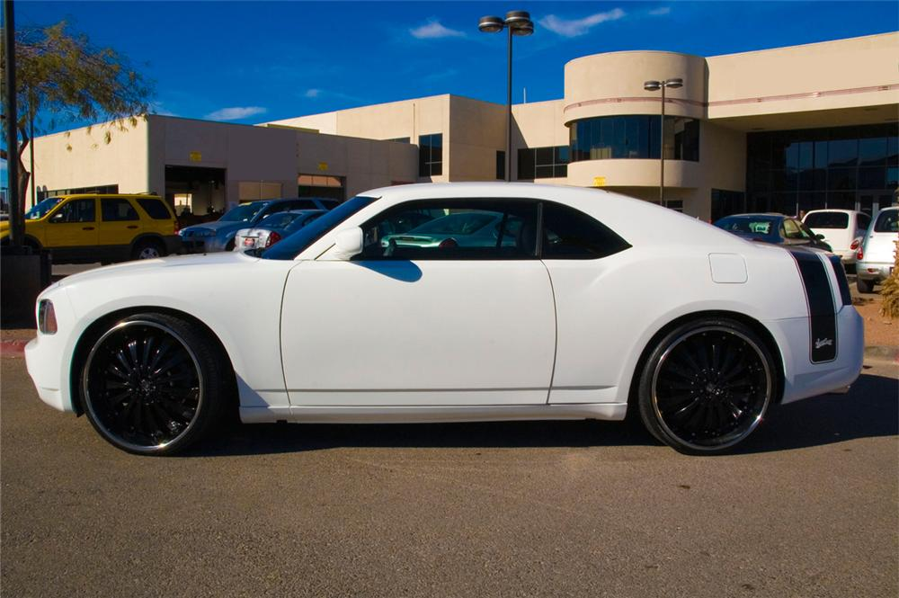 2007 Dodge Charger Quot West Coast Customs Quot Coupe Muscle