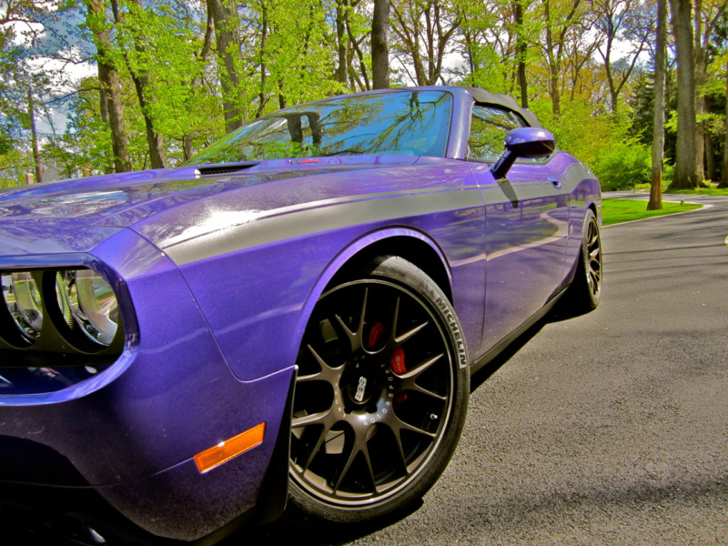 Dodge Challenger Convertible >> 2010 Dodge Challenger SRT8 - 600 HP Custom Convertible - Muscle Cars News and Pictures