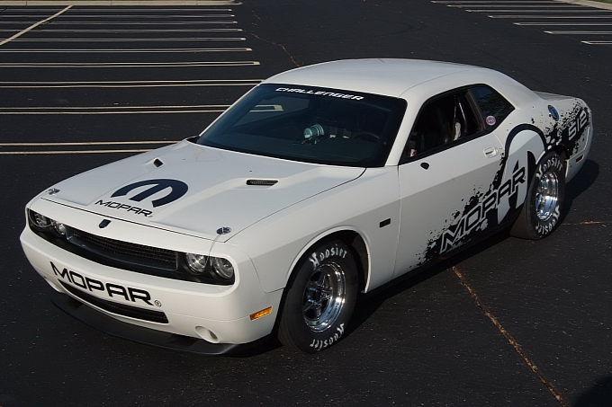 2011 Dodge Challenger Drag Pak With Viper Engine Muscle
