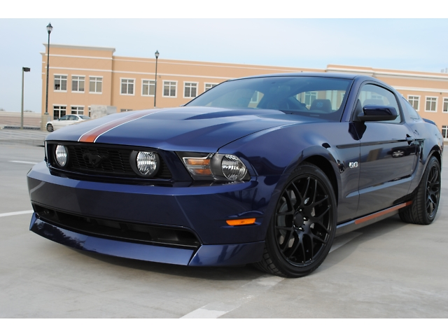 2011 Ford Mustang Gt 5 0 Auburn Edition Custom Muscle