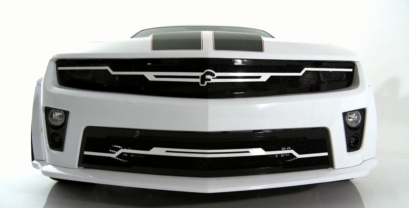 2012 Forgiato Wide Body Chevrolet Camaro Ss Muscle Cars News And Pictures
