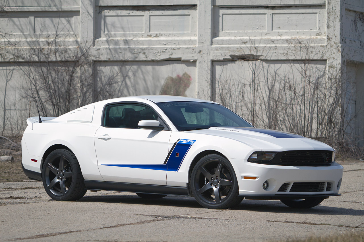 2012 roush stage 3 mustang muscle cars news and pictures. Black Bedroom Furniture Sets. Home Design Ideas