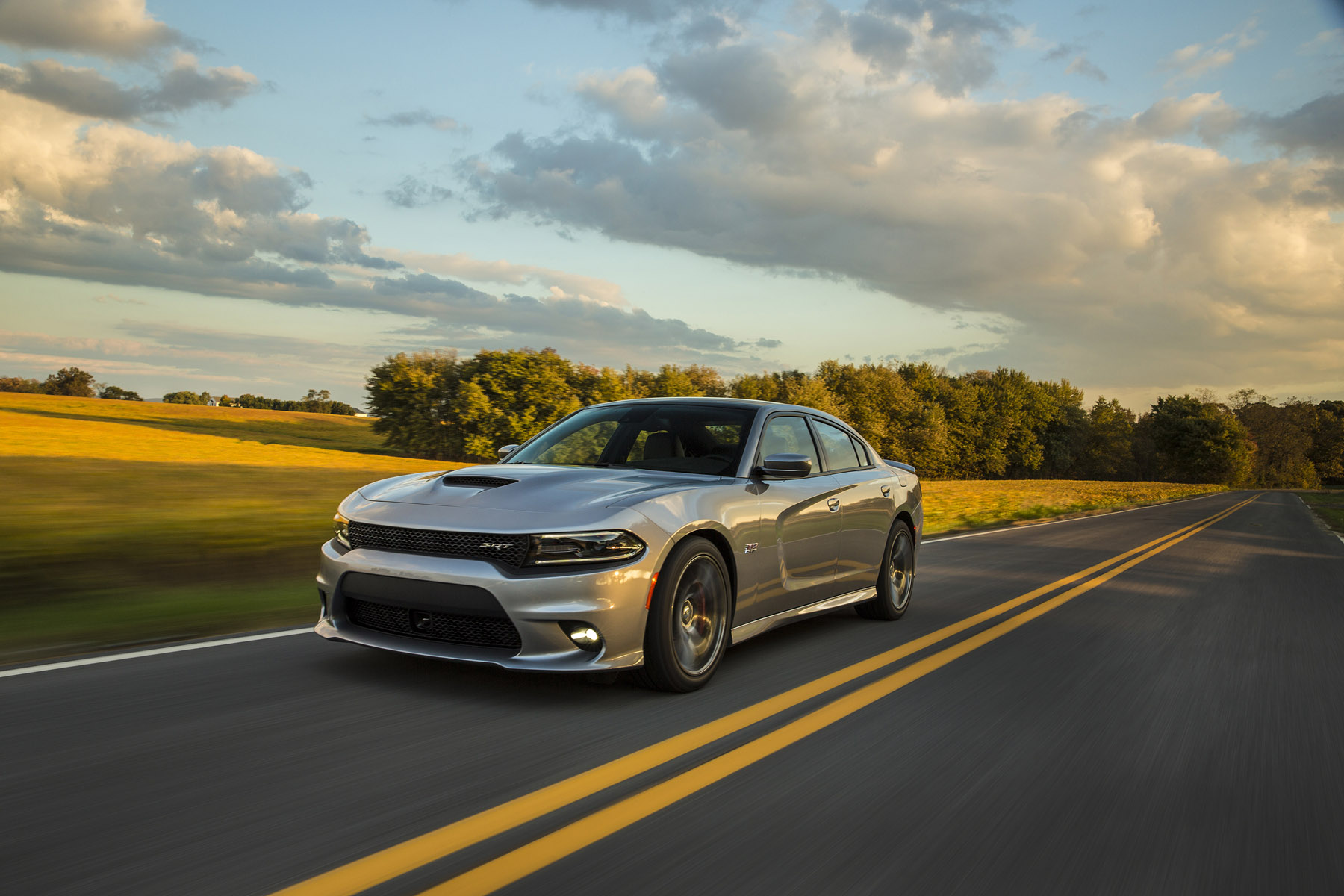 2015 Dodge Charger SRT Hellcat and SRT 392 Power 2015 Charger to New Levels of Performance ...