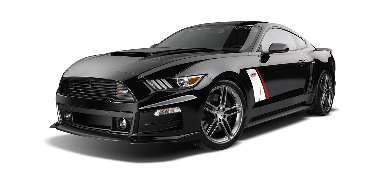 2015 Mustang Wheels >> 2015 ROUSH Performance Ford Mustang Stage 3 - Muscle Cars News and Pictures